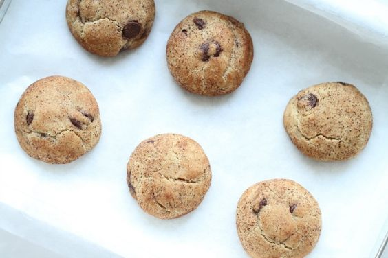 Chocolate Chip Snickerdoodles | Cookies! | Pinterest | Chocolate Chips ...