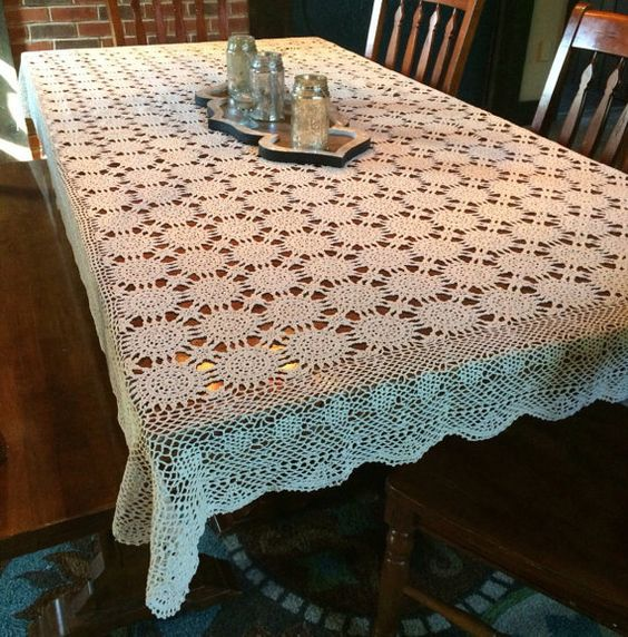 Why not protect your dining room table from everyday wear and tear and instantly…