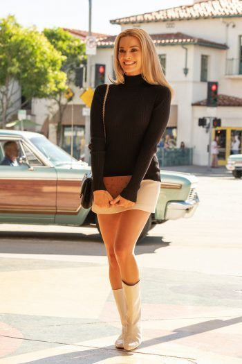 Sharon Tate was one of Hollywood's most tragic figures. For Quentin Tarantino's Once Upon a Time in Hollywood, Margot Robbie had to figure out how to play the actress who fell prey to the infamous Manson Family. #MargotRobbie #OnceUponaTimeinHollywood #Movies #Movienews #entertainment #entertainmentnews #celebritynews #celebrityinterviews