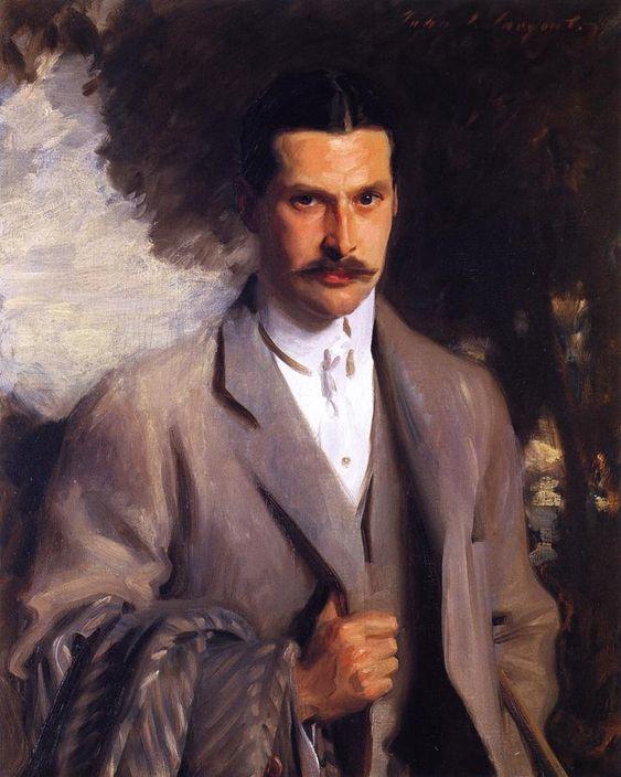 John Ridgely Carter | John Singer Sargent | oil painting