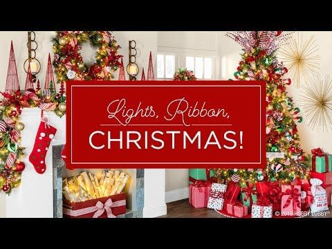 How To Decorate A Christmas Tree Youtube Christmas Tree Decorations Tree Decorations Christmas Decorations