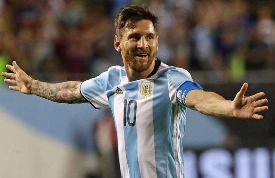 Messi Copa America 2016