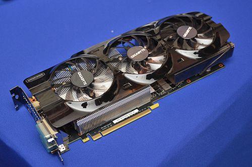 Gigabyte working on custom Geforce GTX Titan