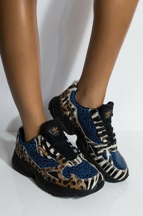SALE! $57.0 Adidas Women Falcon Mixed