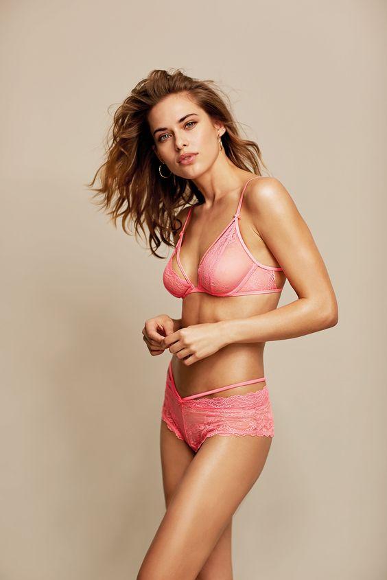 New Spring 15 collection #womensecret #Spring #lingerie #loungewear #sleepwear #pink #straps