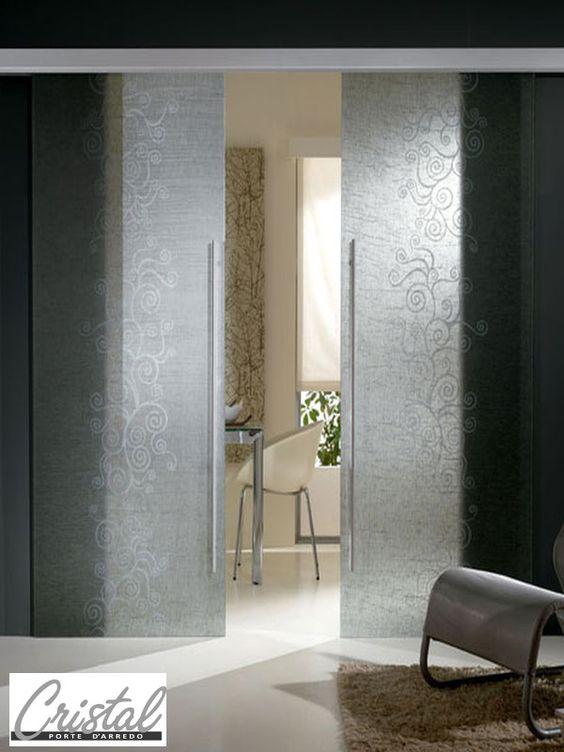 Porta scorrevole esterno muro agor easy binario a - Porte usate per esterno ...