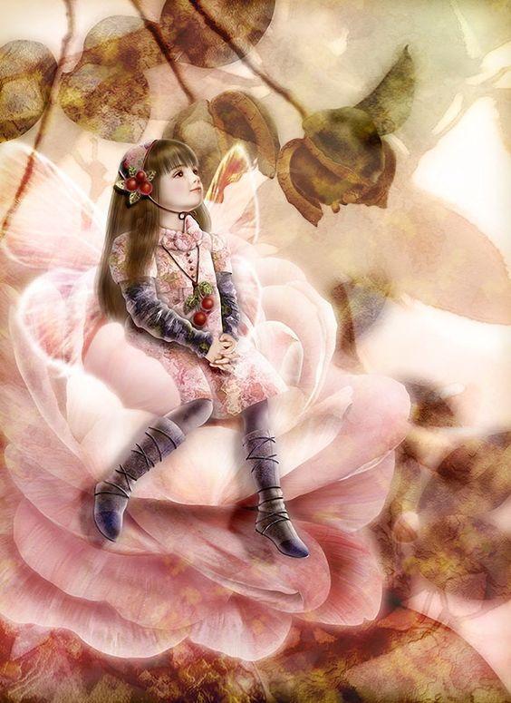 Волшебный мир Йокоты Михару (Yokota Miharu). Иллюстрации.. Обсуждение на LiveInternet - Российский Сервис Онлайн-Дневников