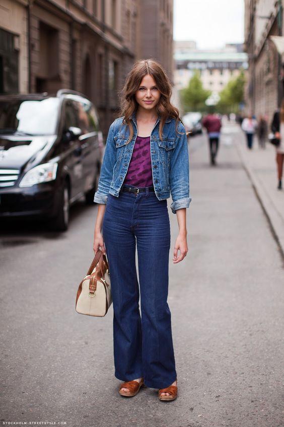 Dear stylist: I need wide leg jeans in a 12/31! Trouser cut, even better!