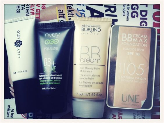 ekologisk bb cream