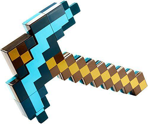Minecraft Transforming Sword Pickaxe Minecraft Sword Minecraft Toys Minecraft