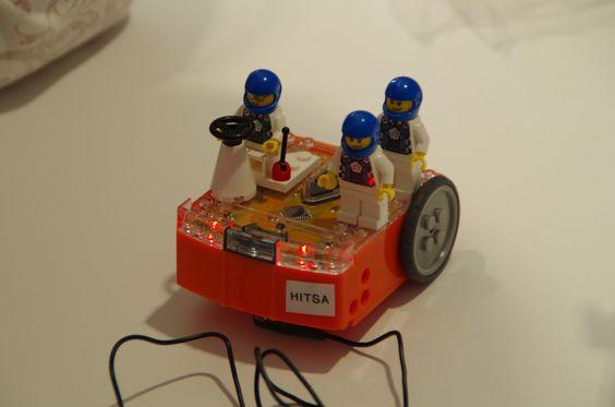 Controlem els motors de l'Edison amb EdScratch