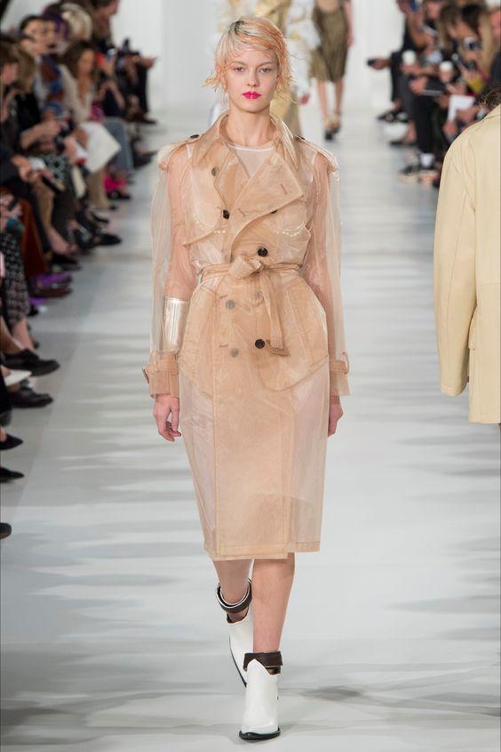 Sfilata Maison Margiela Parigi - Collezioni Primavera Estate 2018 - Vogue
