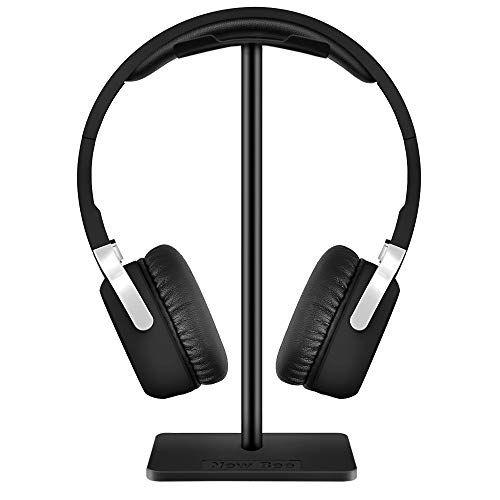 New Bee Support Casque Support Casque Universel Pour Ecouteurs Over Sennheiser Sony Audio Technica Bose Shur In 2020 Mit Bildern Over Ear Kopfhorer Gaming Headset Halte Durch