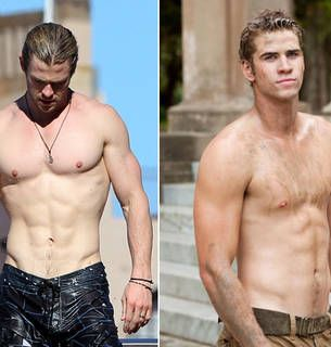 Chris Hemsworth vs. Liam Hemsworth: Who Has the Hotter Body
