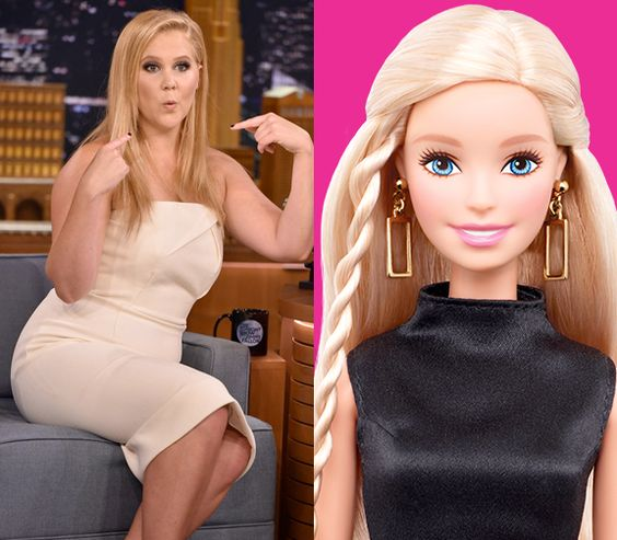 Amy Schumer Is Playing Barbie In A Movie And 9 Other Perfect Casting Choices: