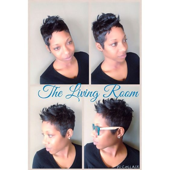 Stephanie Anderson The Living Room Hair Lounge