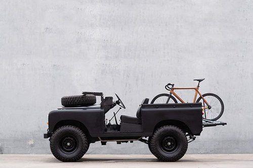 Ridable Art Coolnvintage Lisbon Portugal Workshop Handmade Craftsmanship Bespoke Landrover Defend Land Rover Land Rover Defender Land Rover Series