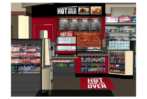 When kangaroo Express wanted to develop brand direction for its new hot foods…