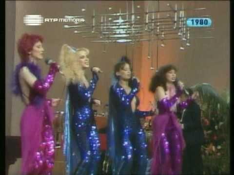 Festival RTP 1980 - Doce - Doce - YouTube