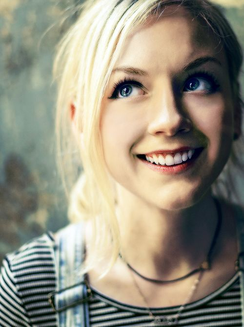 Emily Kinney photographed by Herman ASPH in Chicago on May 18th 2015