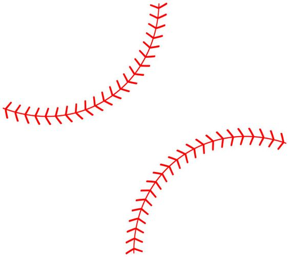 ... wall decal Sports vinyl decal | Baseball, Wall Decals and Stitching