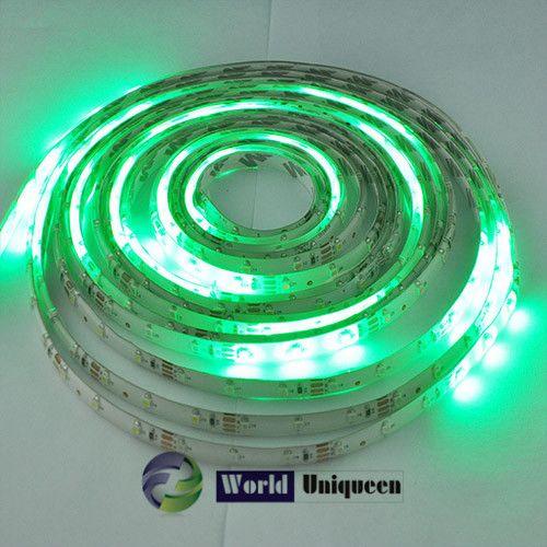 DC12V 5M 60leds/m 300leds Glue Waterproof IP65 Colorful LED Strip Tape Light…
