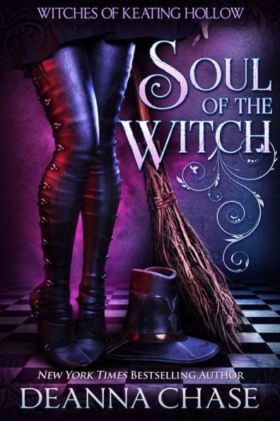 Soul of the Witch (Witches of Keating Hollow, Book 1)