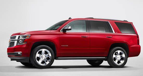 Chevrolet Tahoe / GMC Yukon 2015
