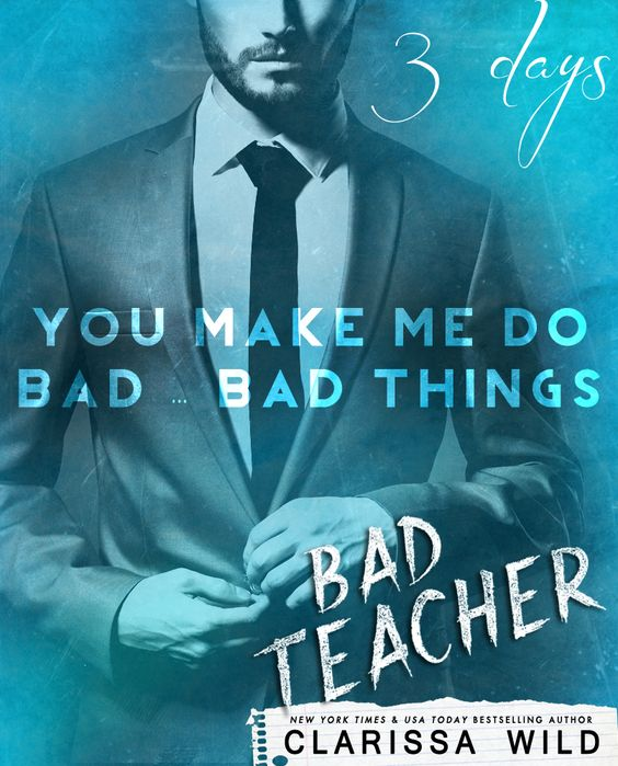 PREORDER NOW!  ➜ https://www.amazon.com/gp/product/B01H7TRNC4?tag=clarissablog-20 #Romance #Contemporary #Books #Preorder #Taboo #StudentTeacher: