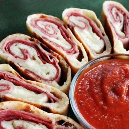 Easy Calzone Rolls Recipe | Food | Disney Family.com