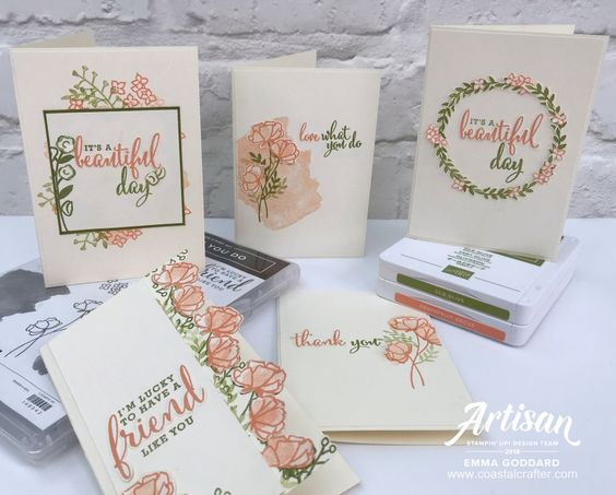 Share What You Love [1] - Stampin' Up! Artisan Blog Hop - Coastal Crafter