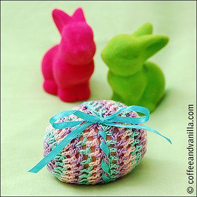 Szydełkowe Pisanki / Crochet Easter Eggs
