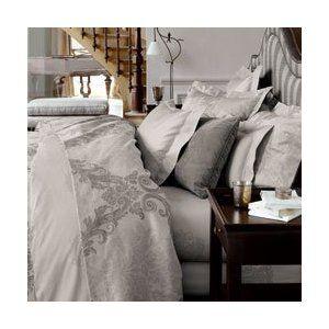 gray: Bedroom Decor, Inspirations Bedrooms, Decorating Ideas, Bed Linens, Decoration Ideas, Bedroom Ideas