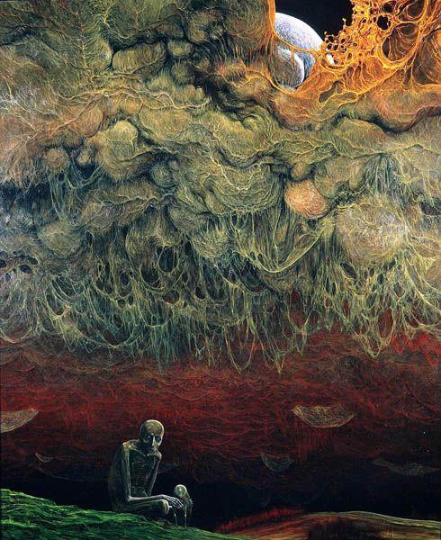 Pintor de pesadillas Zdzislaw Beksinski - Arte