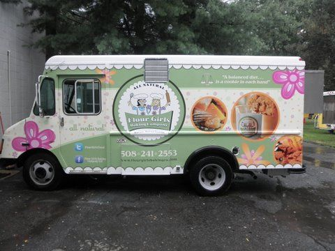 Animal Grid Food Truck Branding By Elisa Martin Via Behance