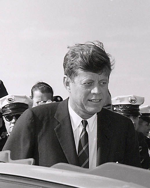 An analysis of the president john fitzgerald kennedy as assassinated in dallas texas