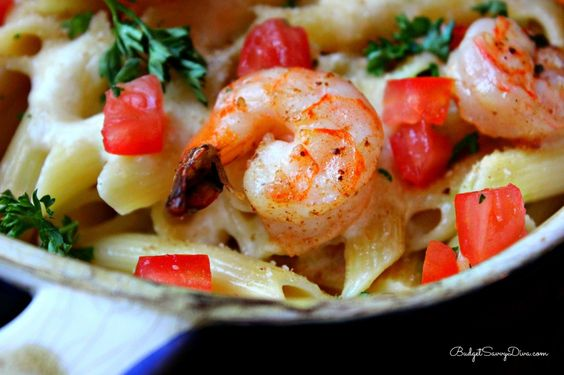 Olive Garden Baked Parmesan Shrimp Recipe Gardens Bread Crumbs And Penne Pasta