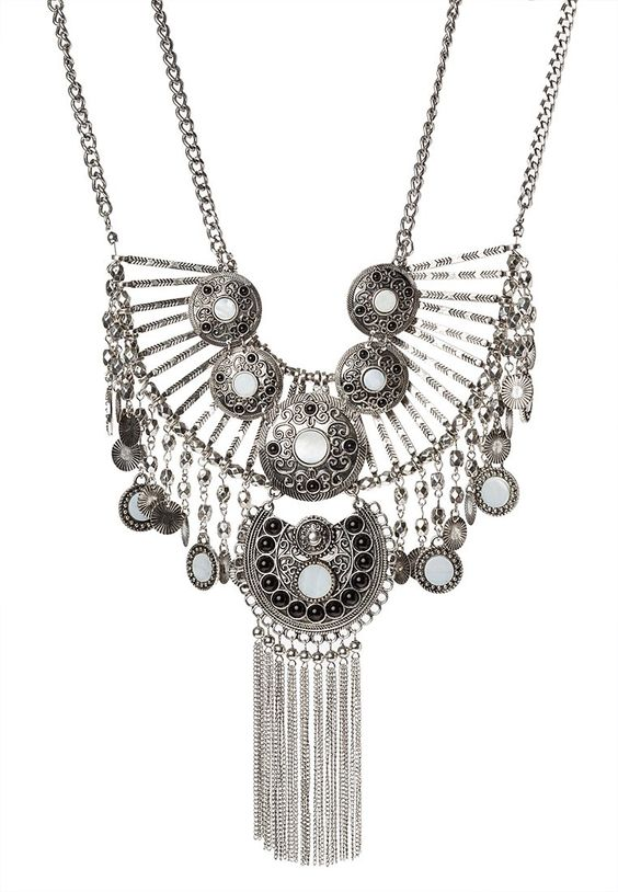 New Look Collier - silver-coloured - ZALANDO.BE