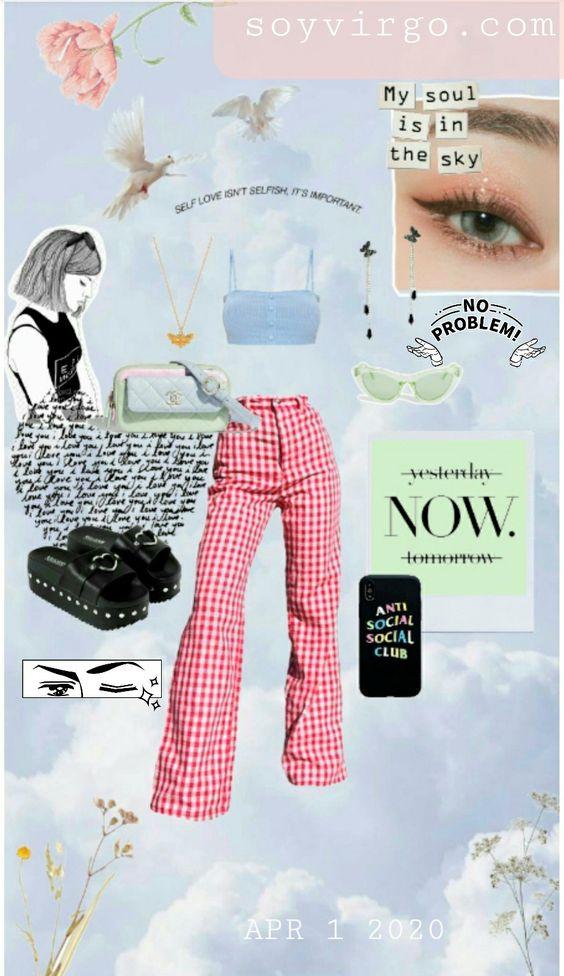 Summer outfit 2020 #lifestyle #fashion #ootd #ootdideas #outfitideas #coach #summeroutfits - outfit combination tumblr artho depop aesthetic soyvirgo.com