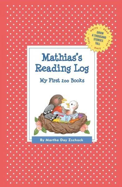 Mathias's Reading Log: My First 200 Books