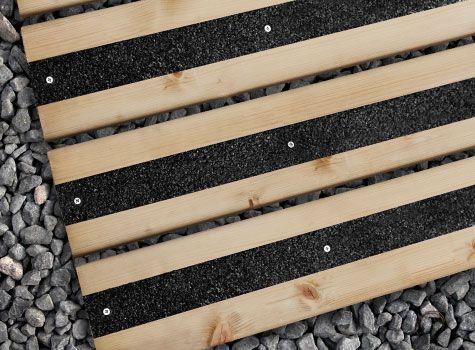 Anti Slip Decking Strips, Help Create A Safer Environment. | Garden Ideas |  Pinterest