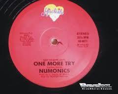 Funk-Disco-Soul-Groove-Rap: Numonics-One_More_Try_12_Version