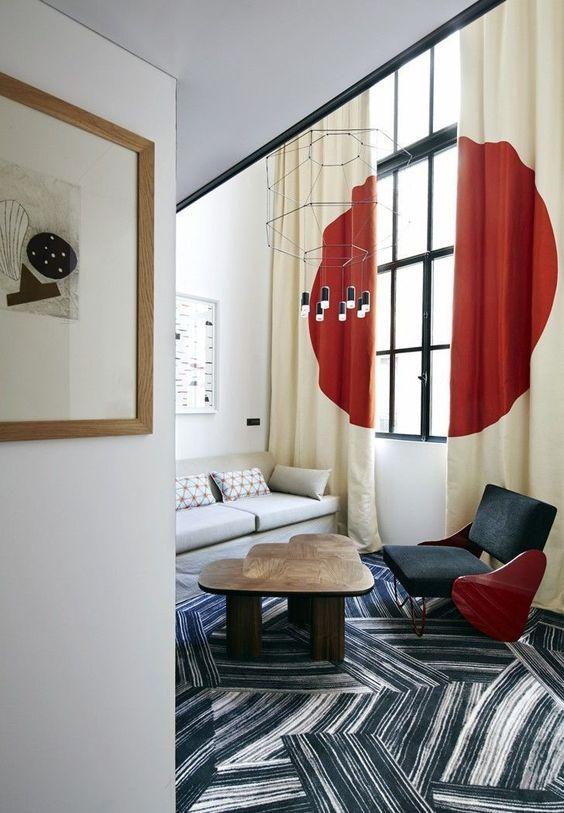 Pretty Living Room Decor
