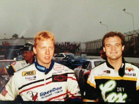 Ricky Craven, Kenny Wallace.