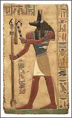 Image result for god anubis pics