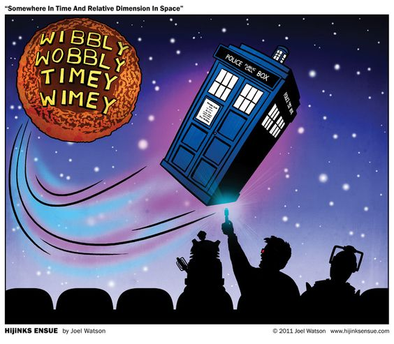 Timey Science Theatre