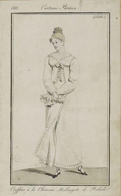 1813 Redingote de Percale