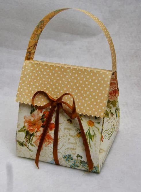 Tesoros de papel un envoltorio para regalo muy original - Paquetes originales para regalos ...