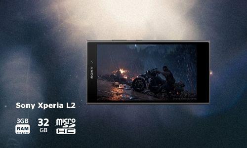Sony Xperia L2 Akıllı Telefon