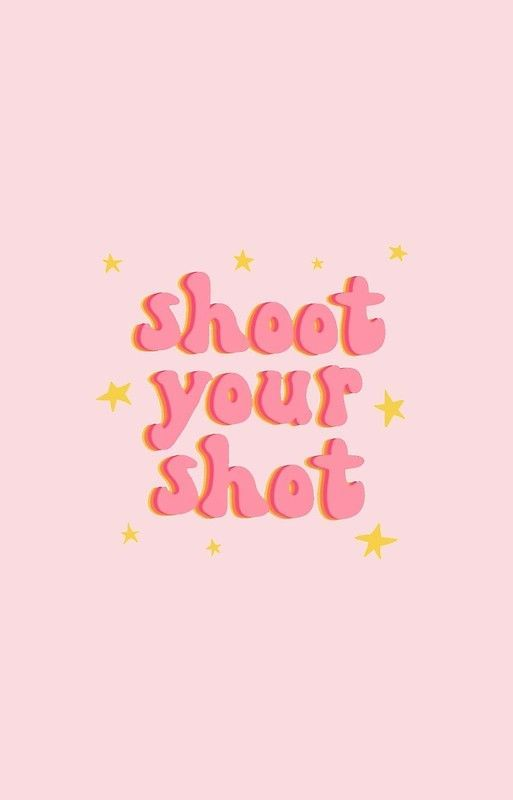 Shoot Your Shot 70s Theme Iphone Case By Evieisaflowerco